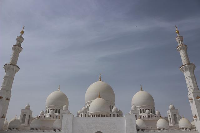 Minaret, Dome, Religion, Architecture, Muslim