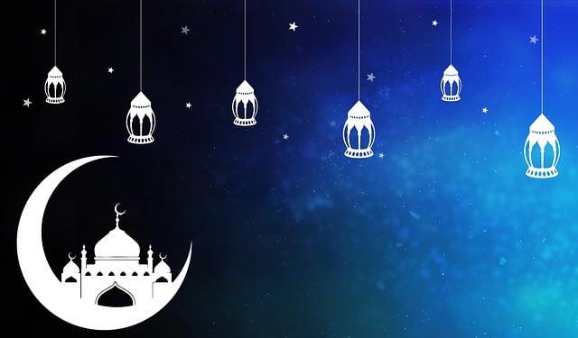 Ramadan, Muslim, Islam, Religion, Arabic, Mubarak
