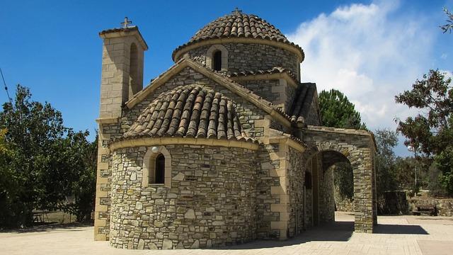 Church, Orthodox, Religion, Architecture