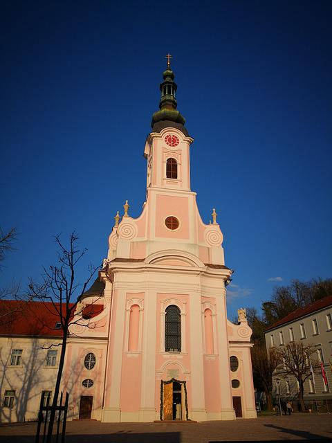 Architecture, Church, Religion, Outdoors, Travel