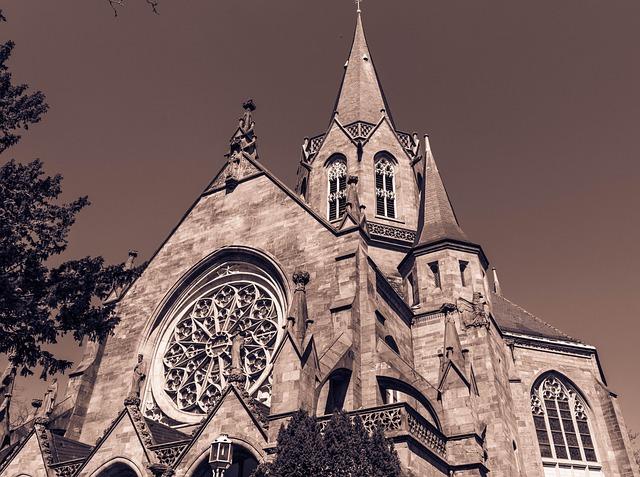 Church, Dom, Middle Ages, Faith, Religion, God, Pray