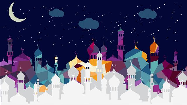 Ramazan, Ramazan Mosque, Allah, Arabic, Religion