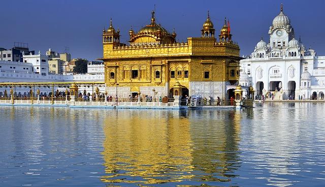 Amritsar, Golden, Temple, Sikh, History, Religion