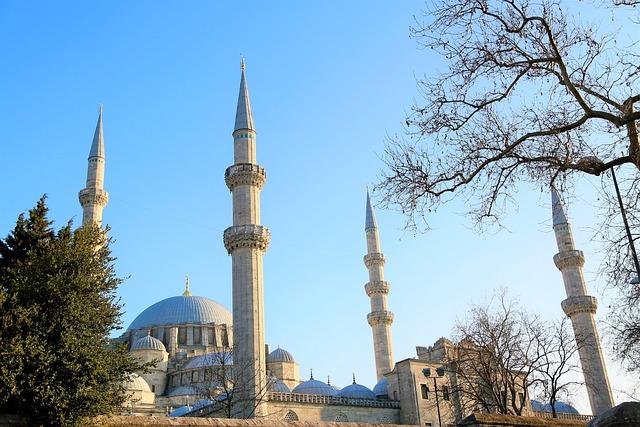 Süleymaniye, Cami, The Minarets, Istanbul, Religion