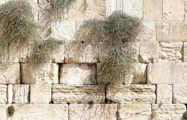 Jerusalem, The Wailing Wall, Israel, Religion, Prayer