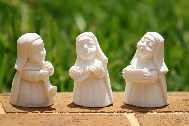 The Nun Band, Playing Nuns, Catholic, Religious