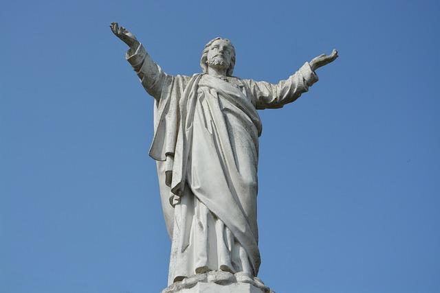 Statue, Jesus Christ, Religious Figure, Christianity