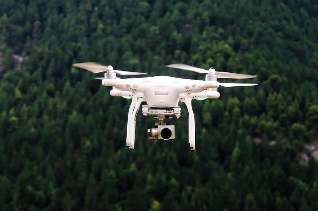 Drone, Flying, Camera, Remote Control, Aircraft