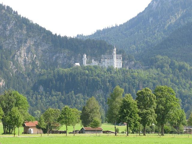 Neuschwanstein Castle, Remote Recording, Füssen