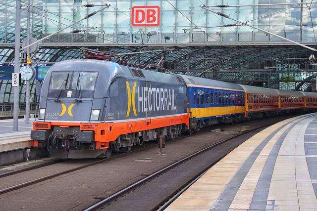 Hectorrail, Rail Traffic, Remote Traffic, Locomore