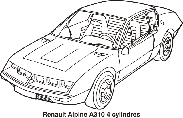 Alpine, Cars, Renault