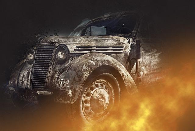 Auto, Renault Juvaquatre, Pkw, Old, Rarity, France