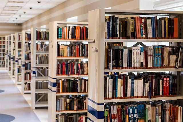 Library, Book, Reading, Education, Knowledge, Rent