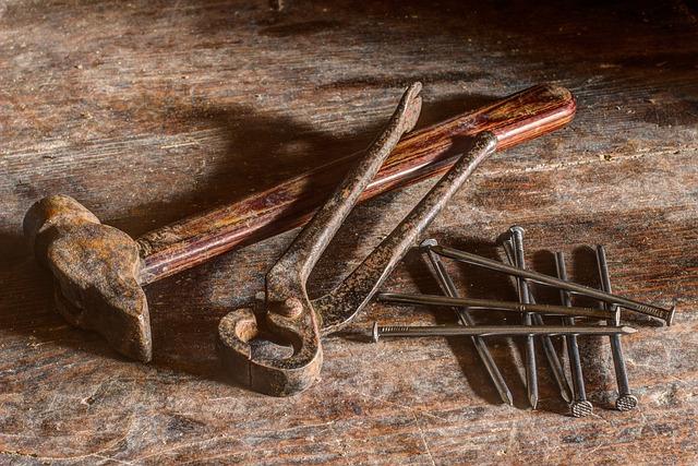 Tool, Hammer, Repair, Master, Construction, Nails