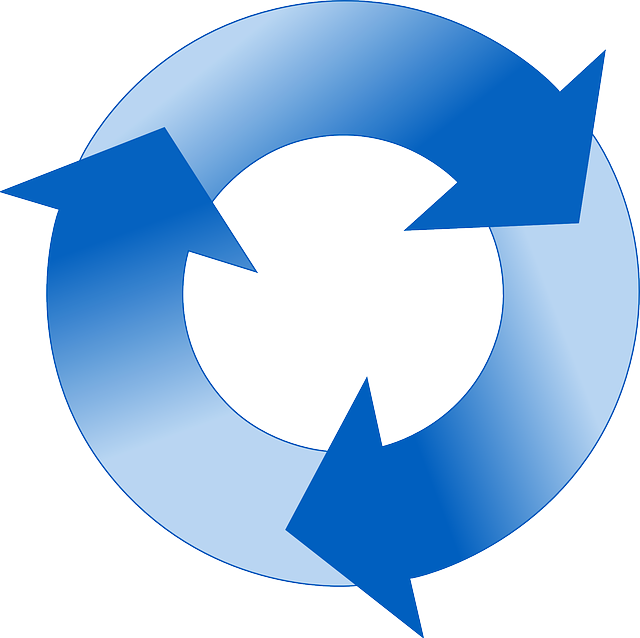 Circle, Repeat, Cycle, Reload, Redo, Recycling, Sign