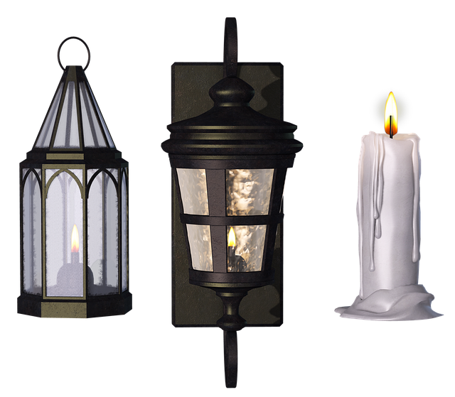 Replacement Lamp, Lantern, Candle, Lighting, Light