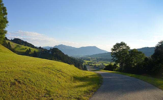 Mountains, Allgäu, Sky, Blue, Reported, Hiking, Bavaria