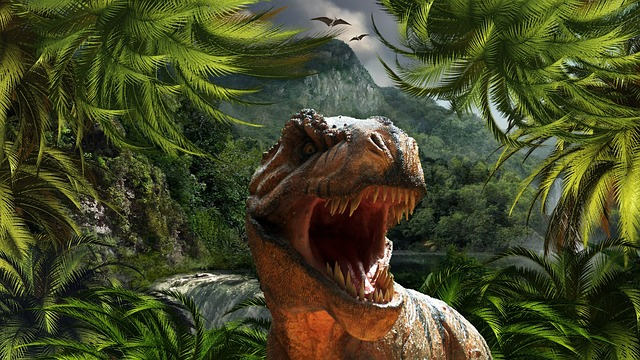 Tyrannosaurus Rex, Dinosaur, Reptile, Jurassic Park