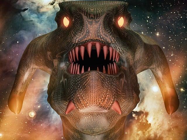 Creature, Reptillian, Reptile, Snake, Evil, Eyes, Face