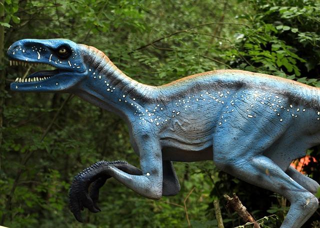 Dinosaur, Reptile, Prehistoric, Raptor