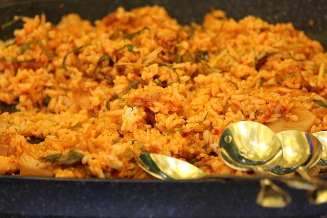 Fried Rice, Cooking, Food, Bob, Republic Of Korea