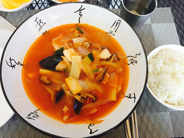 Spicy Seafood, Republic Of Korea, Restaurant, Chinese