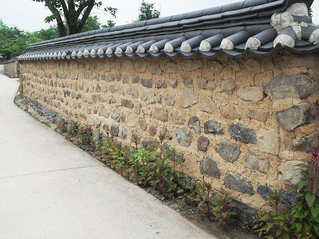 Hanok, Republic Of Korea, There Wouldn't Be A