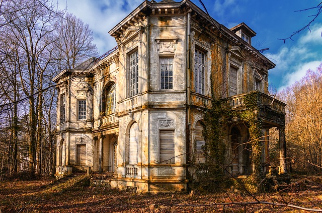 Villa, Chateau, Residence, Manor House, Country House