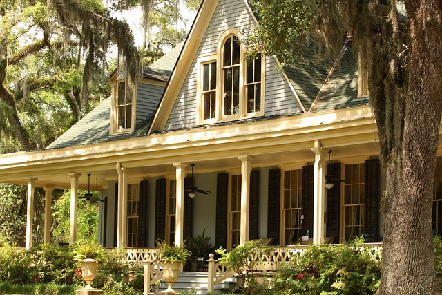 House, Home, Porch, Residence, Real Estate, Residential