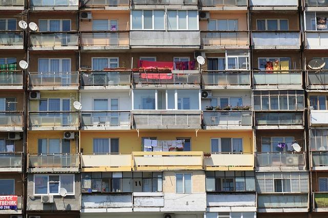Bulgaria, Housing, Estate, Flat, Residential
