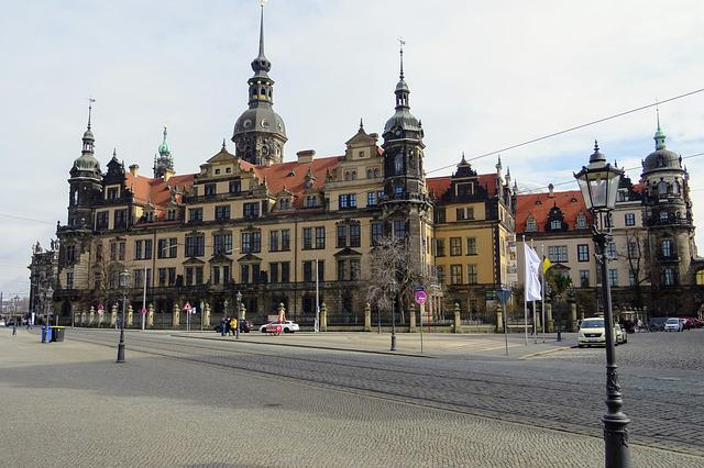 Dresden, Residential Palace, Germany