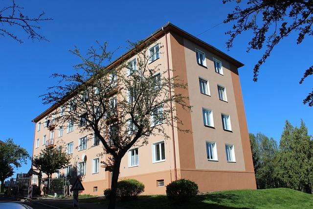 Residential, House, Sokolov