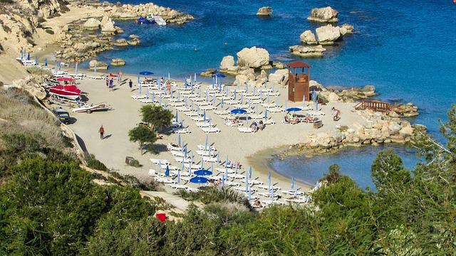 Cyprus, Konnos Bay, Beach, Resort, Tourism, Vacations