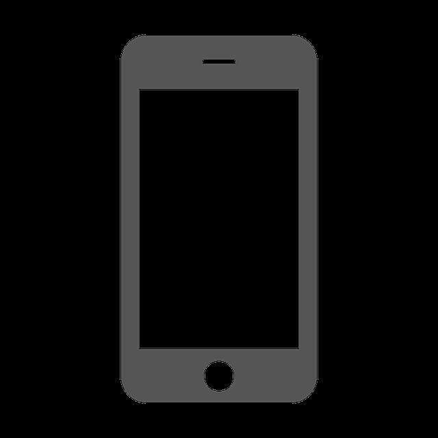 Mobile, Mobile Phone, Smartphone, Icon, Gui, Responsive