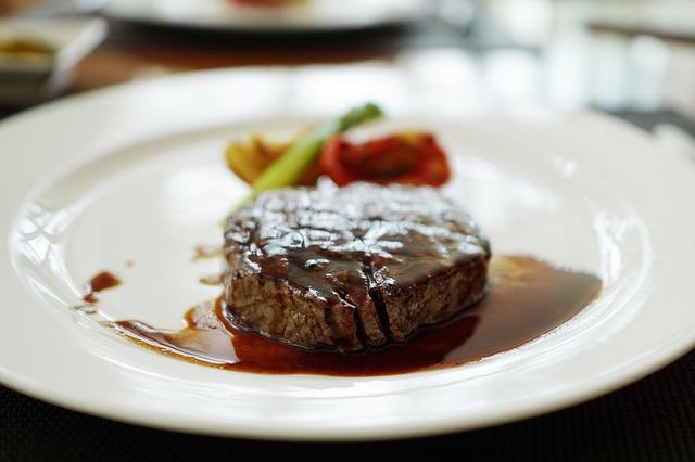 Steak, Rest Assured, In The Evening, Dinner, Tapi Rouge