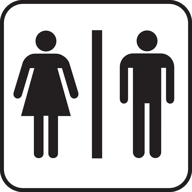 Restroom, Public Restroom, Rest Room, Ladies' Restroom