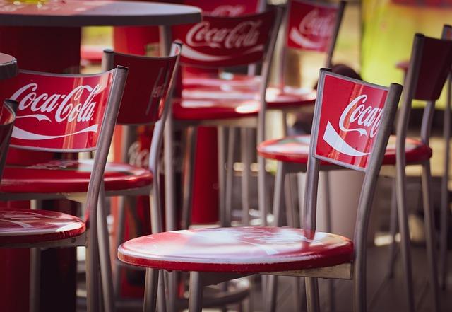 Coca Cola, Advertising, Bar, Restaurant, Advertisement