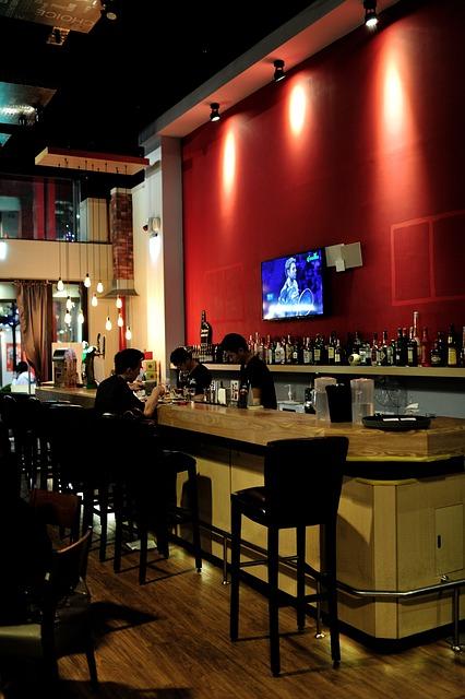 Restaurant, Restaurant Atmosphere, Bar