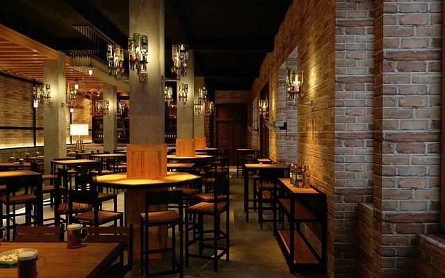 St, Restaurant, Bavaria, Beer Club, Interior Design