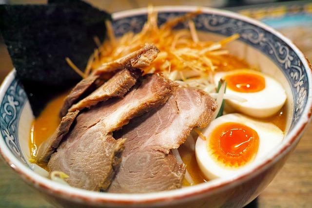 Japanese Food, Japan Food, Ramen, Restaurant