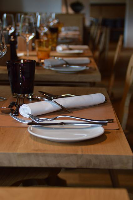 Table, Restaurant, Within, Luxury, Food, Bar, Furniture