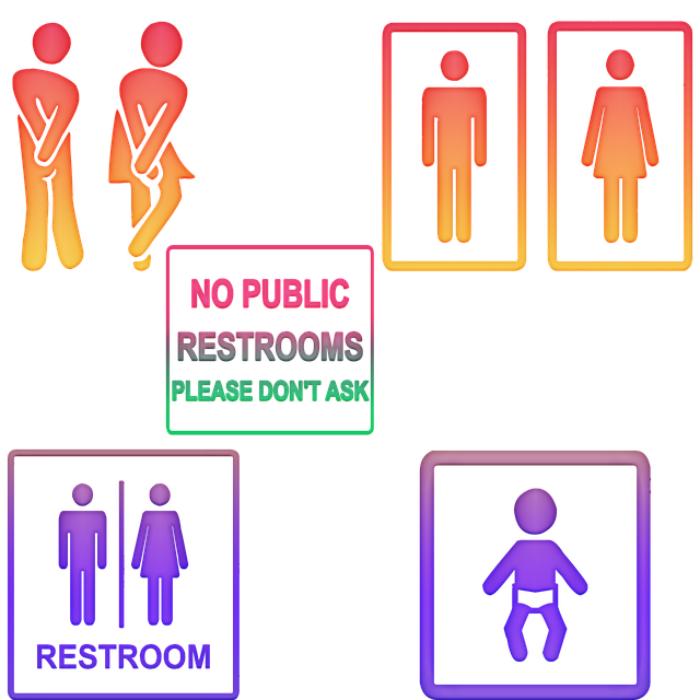 Bathroom Signs, Men, Wc, Woman, Restroom, Toilet
