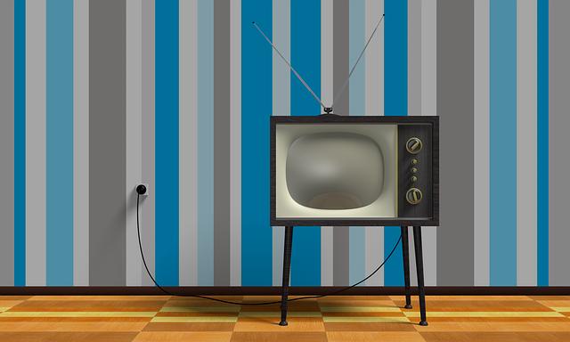 Tv, 70s, 60s, 1960s, 1970s, Vintage, Television, Retro