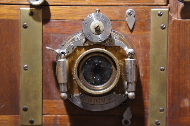 Camera, Photo, Retro, Photoshoot, Vintage