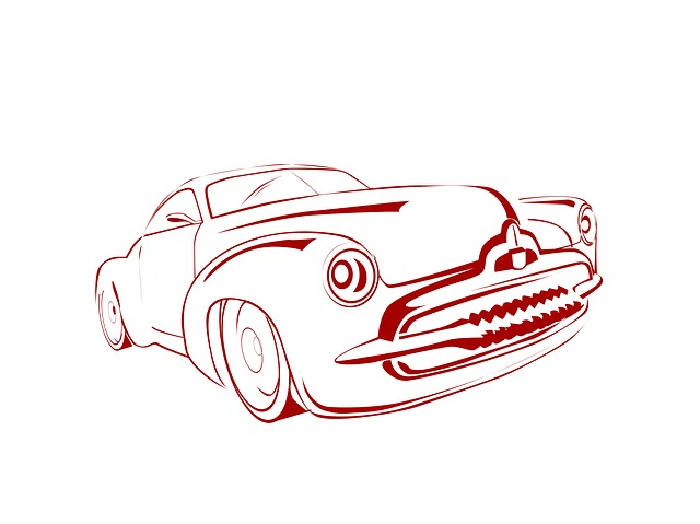 Auto, Retro, Car, Vector, Old Car, Rare Car, Retro Cars
