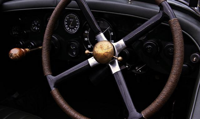 Auto, Classic, Vintage, Retro, Automotive, Vehicle
