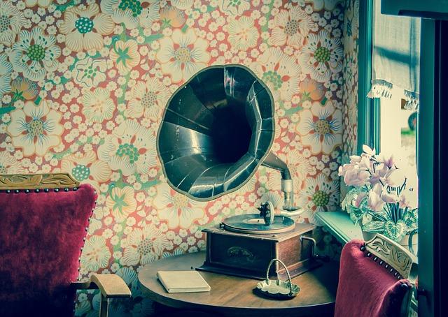 Vinyl, Record, Player, Retro, Vintage, Equipment