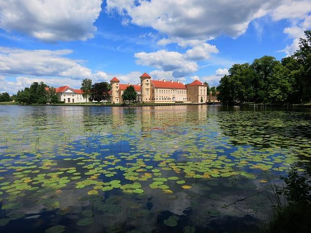 Rheinsberg Castle, Castle, Rheinsberg, Tucholsky