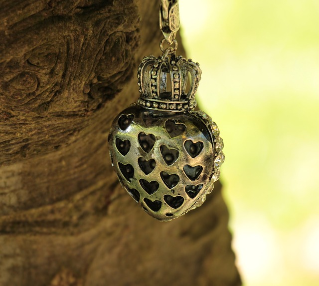 Heart, Crown, Tree, Rhinestone, Rhinestones