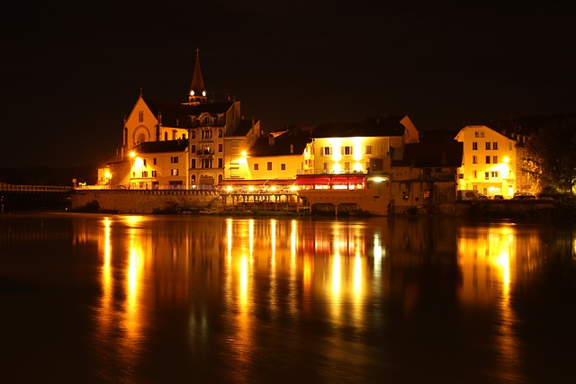Seyssel In The, France, Rhône